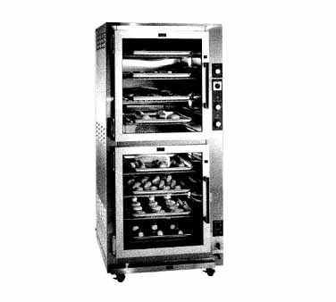 Piper Products/Servolift Eastern RP-16 proofer cabinet, mobile