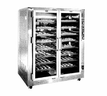 Piper Products/Servolift Eastern RP-30 proofer cabinet, mobile