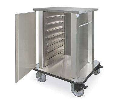 Piper Products/Servolift Eastern TQM1-N10 cabinet, meal tray delivery