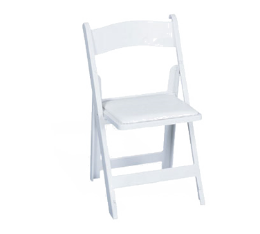 PS Furniture C450WHPD chair, folding, outdoor