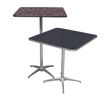PS Furniture LS423636 table, indoor, bar height