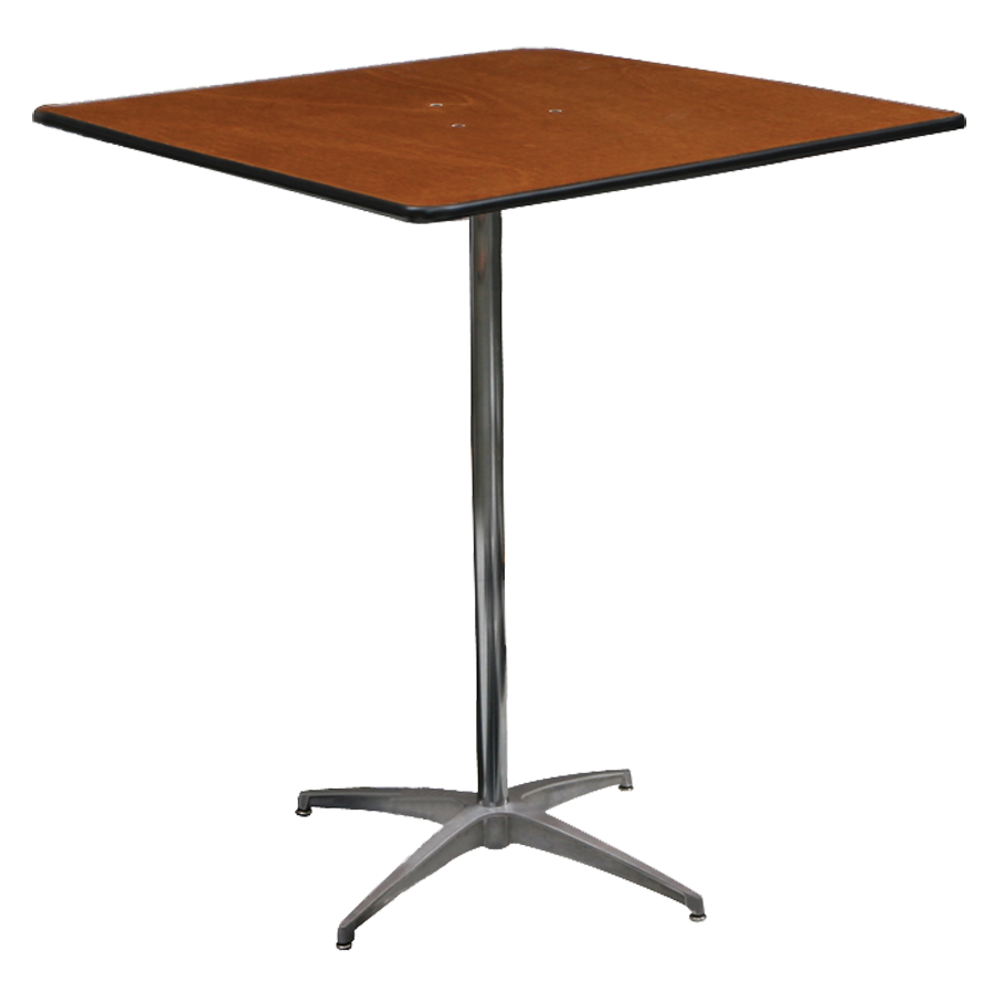PS Furniture PD3636B-SKADJ table, indoor, adjustable height