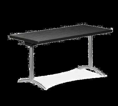 PS Furniture REVFT30TZMXE-ASC folding table, rectangle
