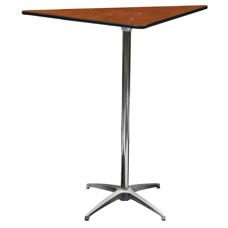 PS Furniture TRI30DIB-SK42 table, indoor, bar height