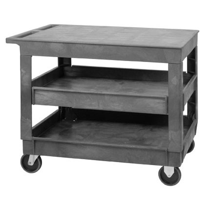 Quantum Foodservice PFTC4026-33-3 cart, bussing utility transport