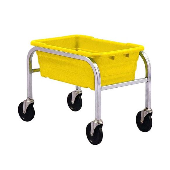 Quantum Foodservice TR1-2516-8YL bus box / tub storage rack / cart