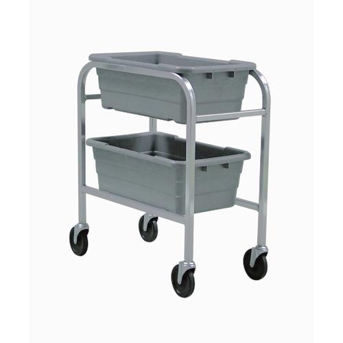 Quantum Foodservice TR2-2516-8GY bus box / tub storage rack / cart