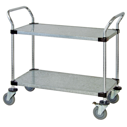 Quantum Foodservice WRSC-1836SS-2S cart, bussing utility transport