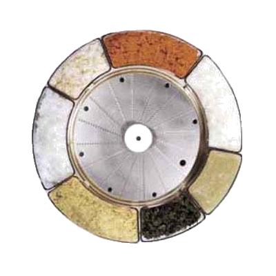 Robot Coupe 27078 food processor, disc plate, shredding / grating