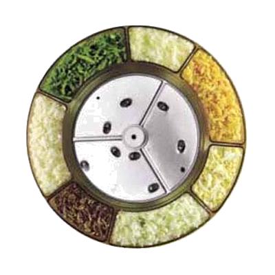 Robot Coupe 27632 food processor, disc plate, shredding / grating
