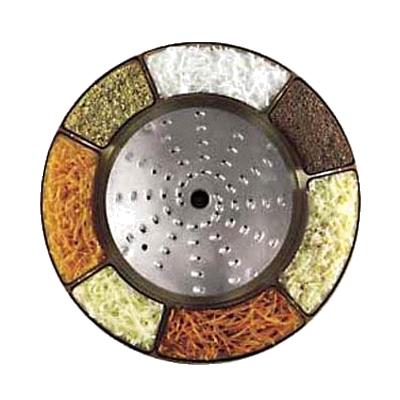 Robot Coupe 28058 food processor, disc plate, shredding / grating