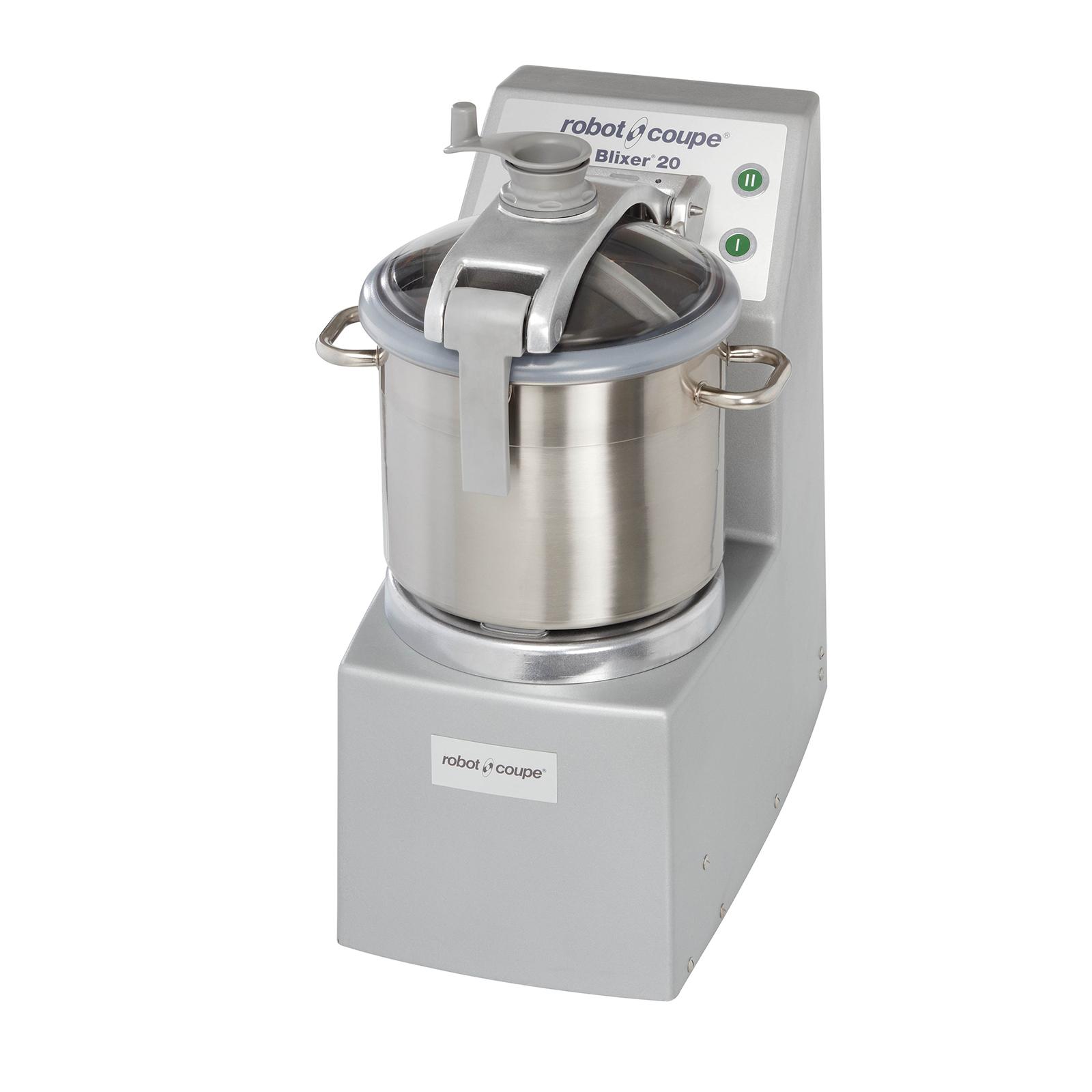 Robot Coupe BLIXER 20 food processor, benchtop / countertop