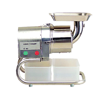 Robot Coupe C80 juice extractor