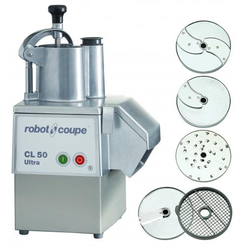 Robot Coupe CL50 ULTRA PIZZA food processor, benchtop / countertop