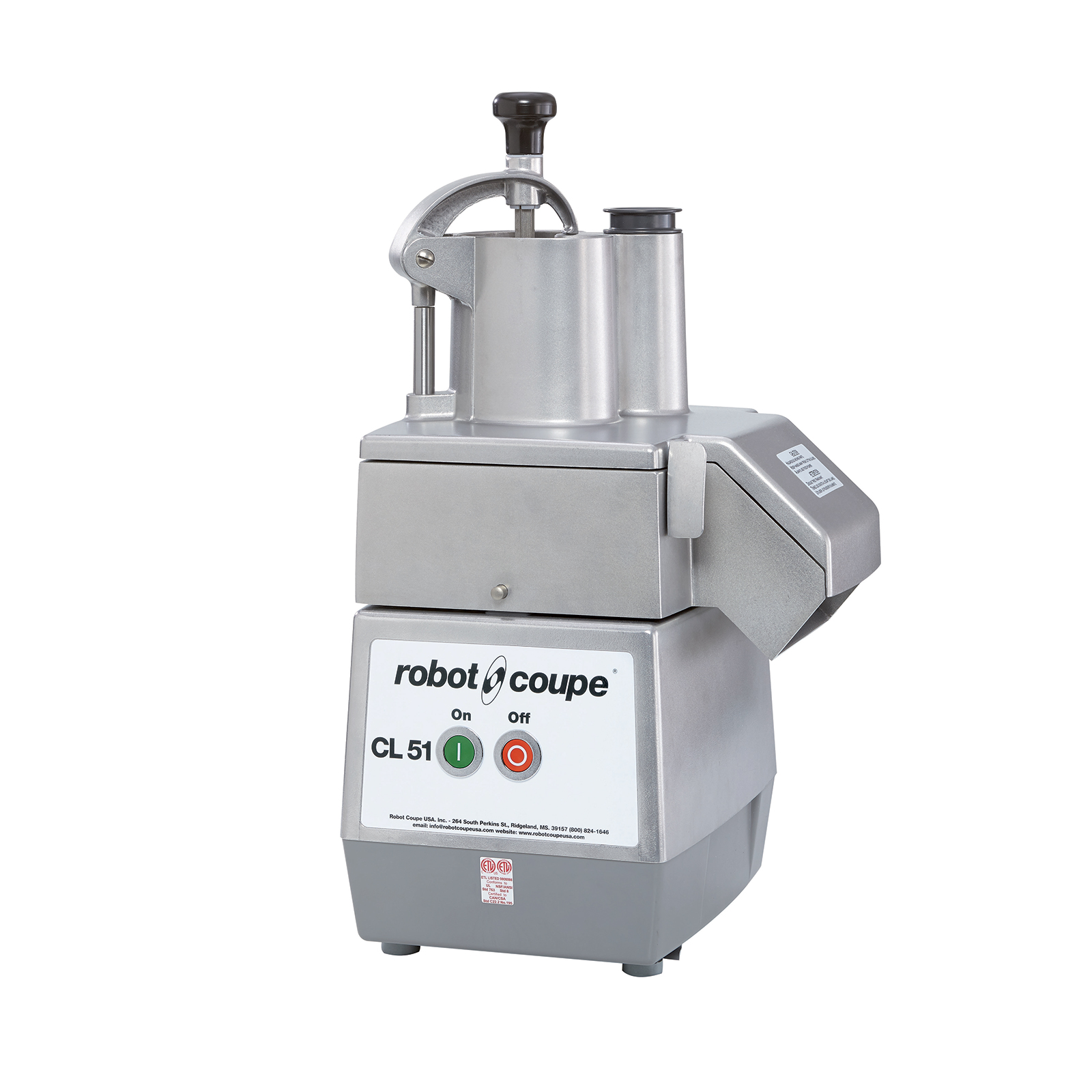 Robot Coupe CL51 food processor, benchtop / countertop