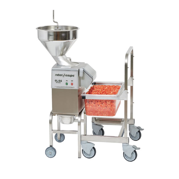 Robot Coupe CL55 WORKSTATION food processor, floor model