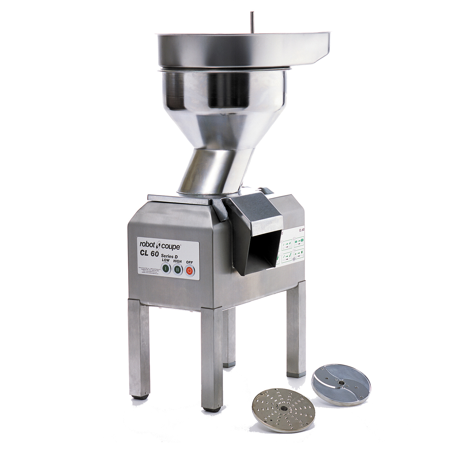 Robot Coupe CL60 BULK W/STAND food processor, floor model