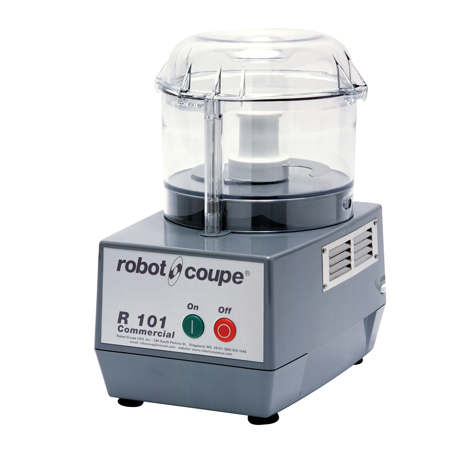 Robot Coupe R101 B CLR food processor, benchtop / countertop