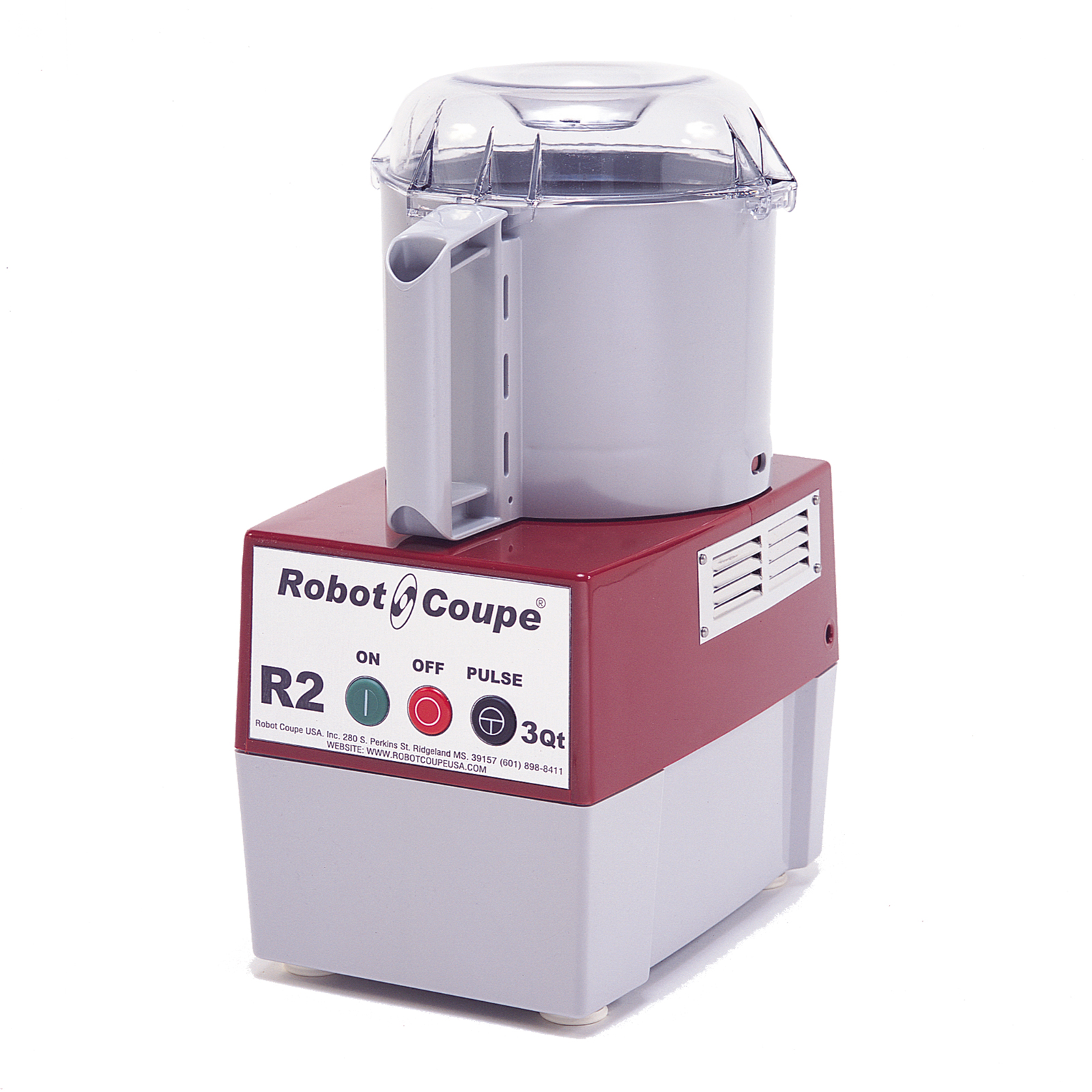 Robot Coupe R2B food processor, benchtop / countertop