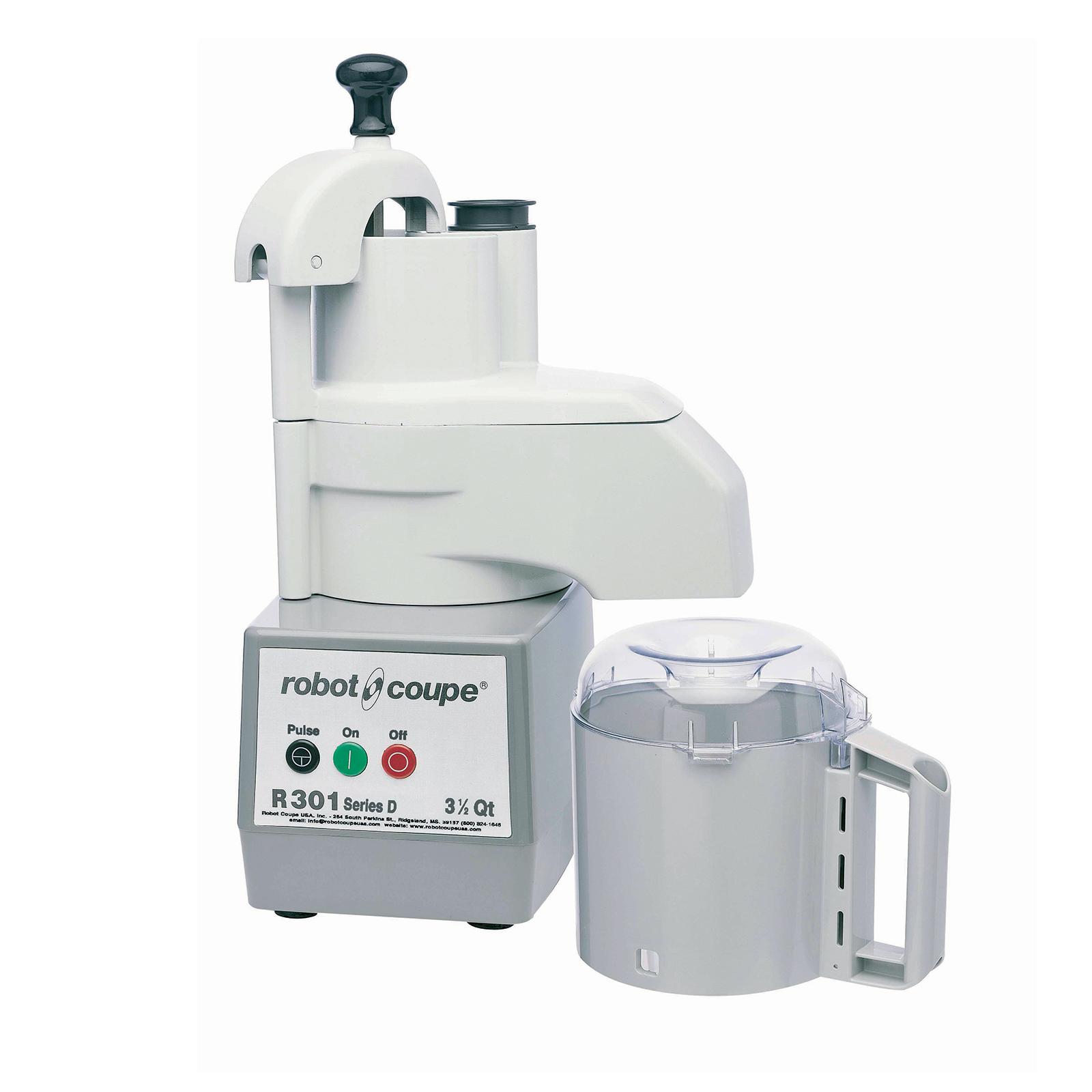 Robot Coupe R301 food processor, benchtop / countertop