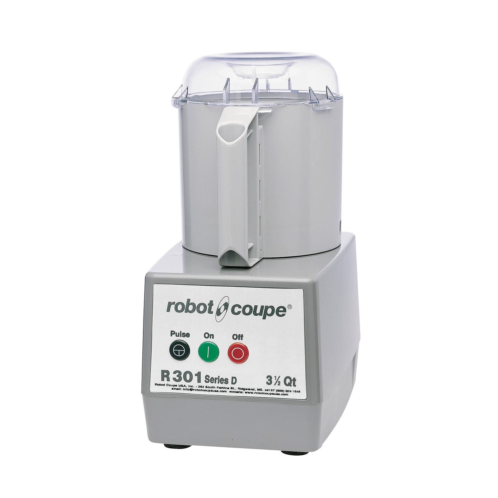Robot Coupe R301B food processor, benchtop / countertop