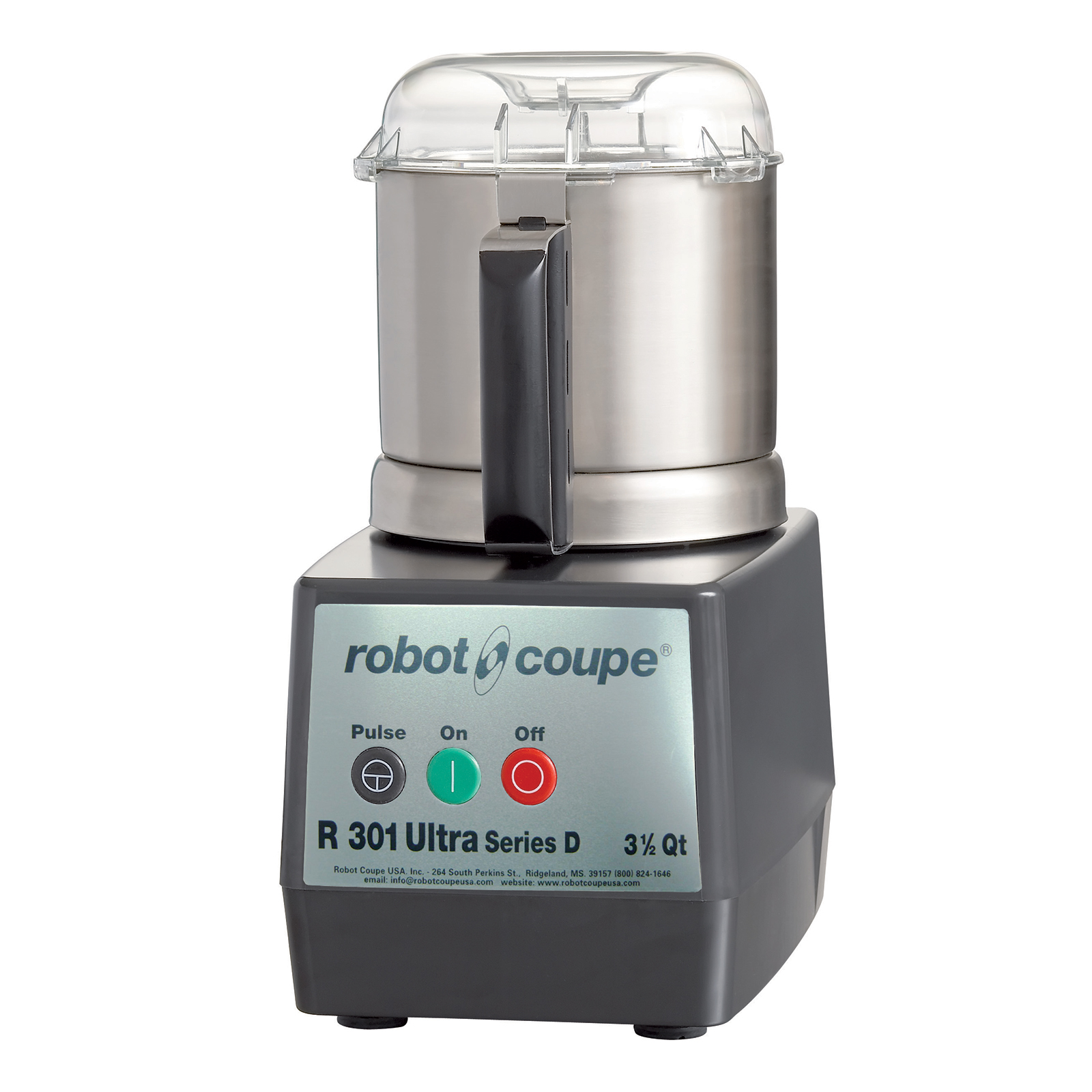 Robot Coupe R301 ULTRA B food processor, benchtop / countertop