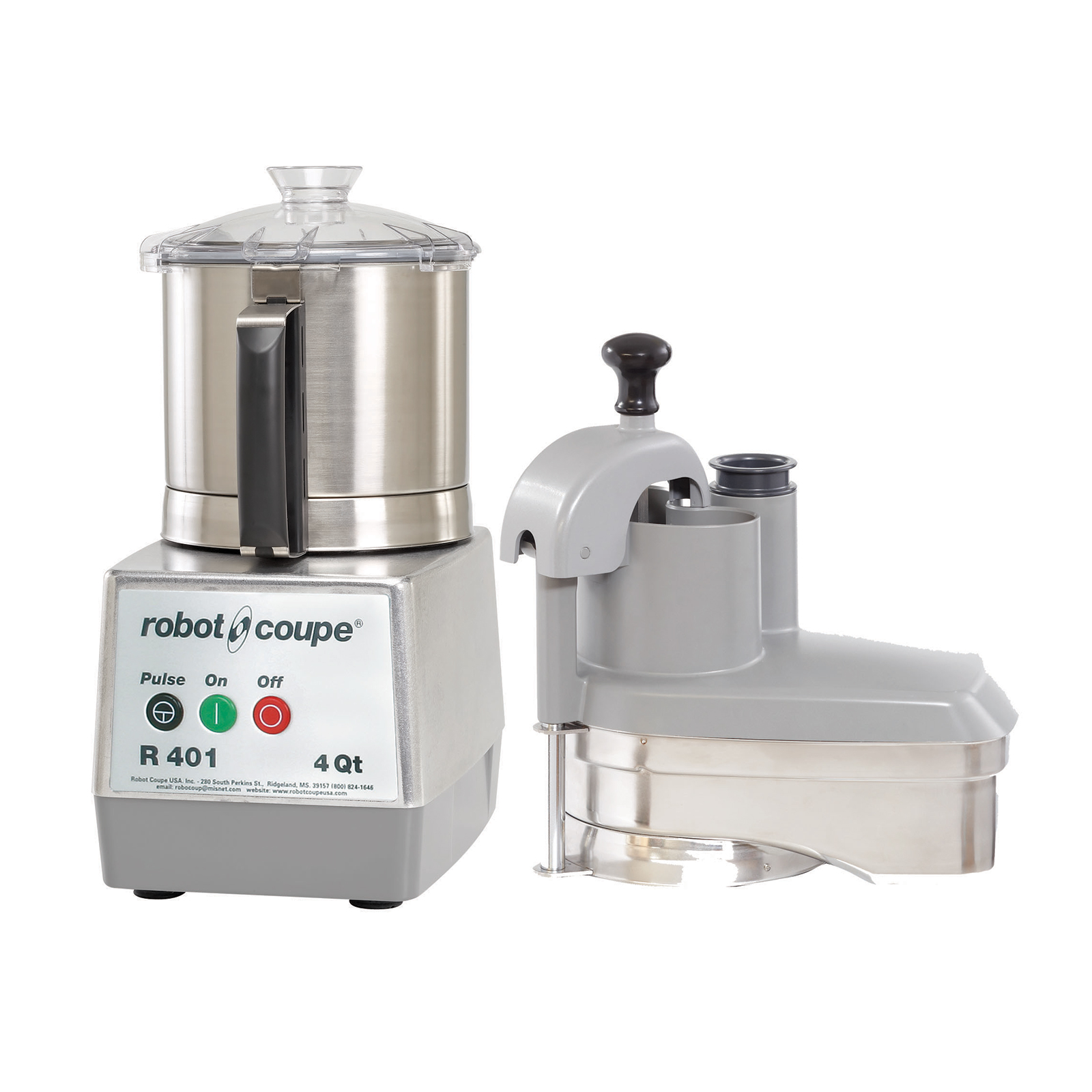 Robot Coupe R401 food processor, benchtop / countertop