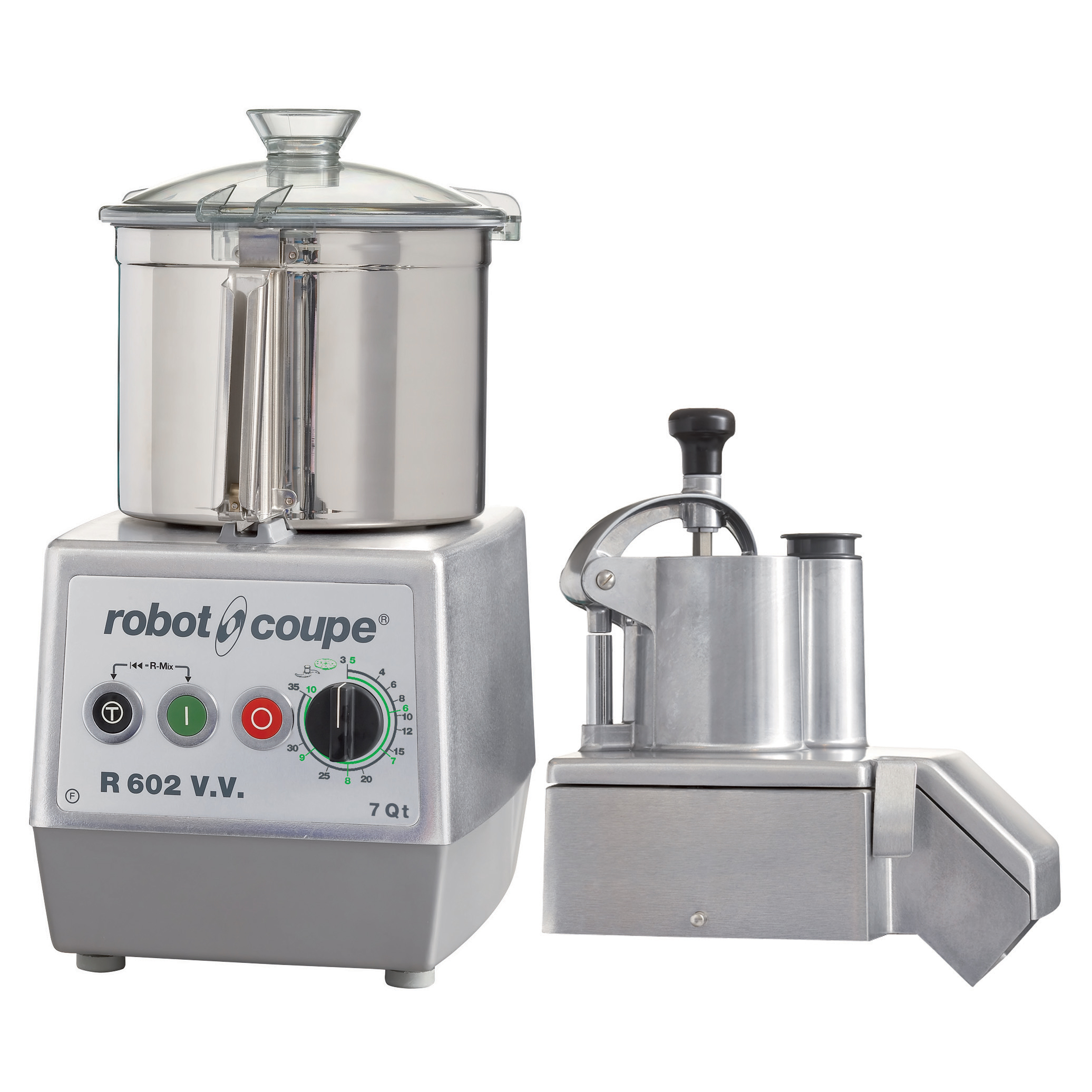 Robot Coupe R602VV food processor, benchtop / countertop