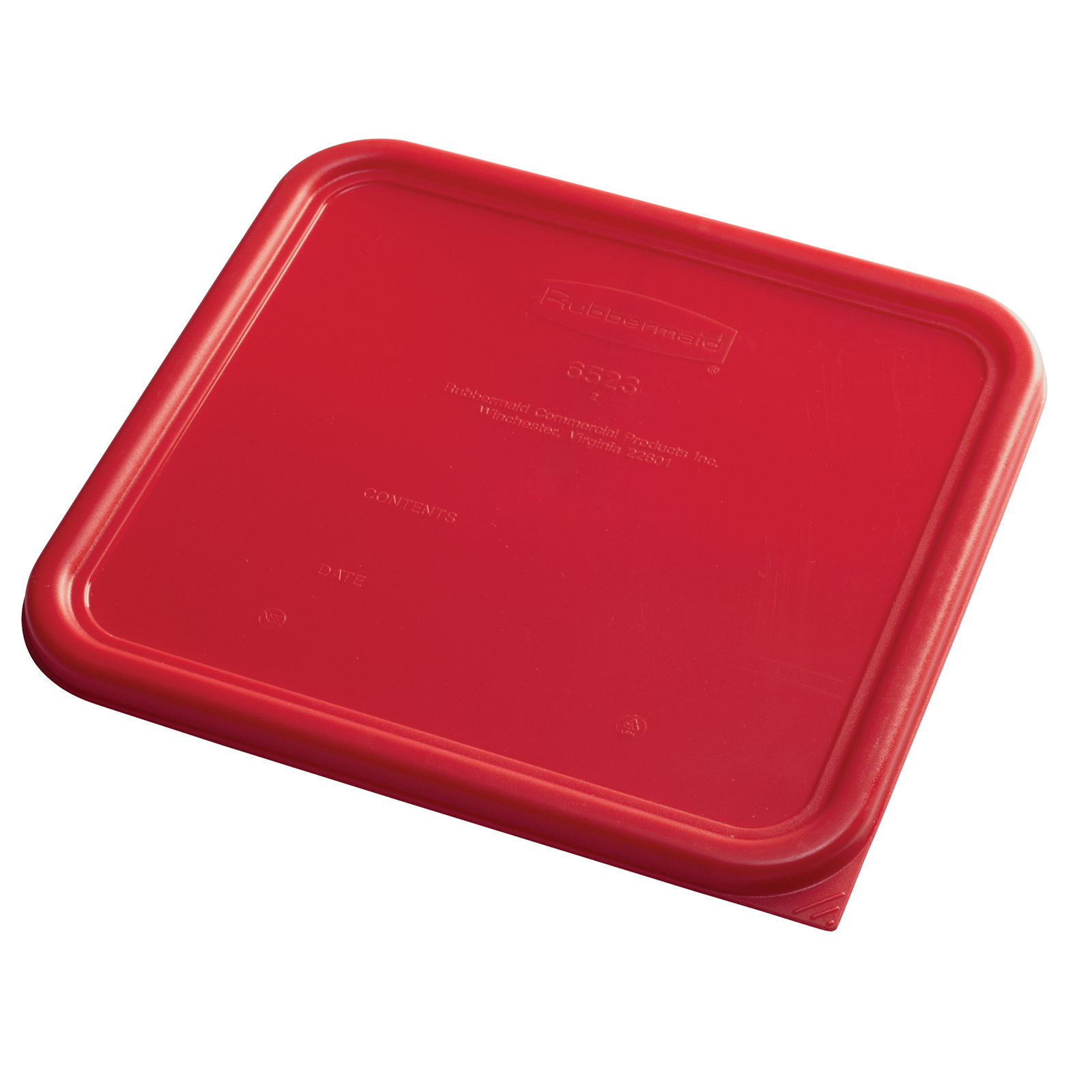 Rubbermaid Commercial Products 1980307 food storage container cover