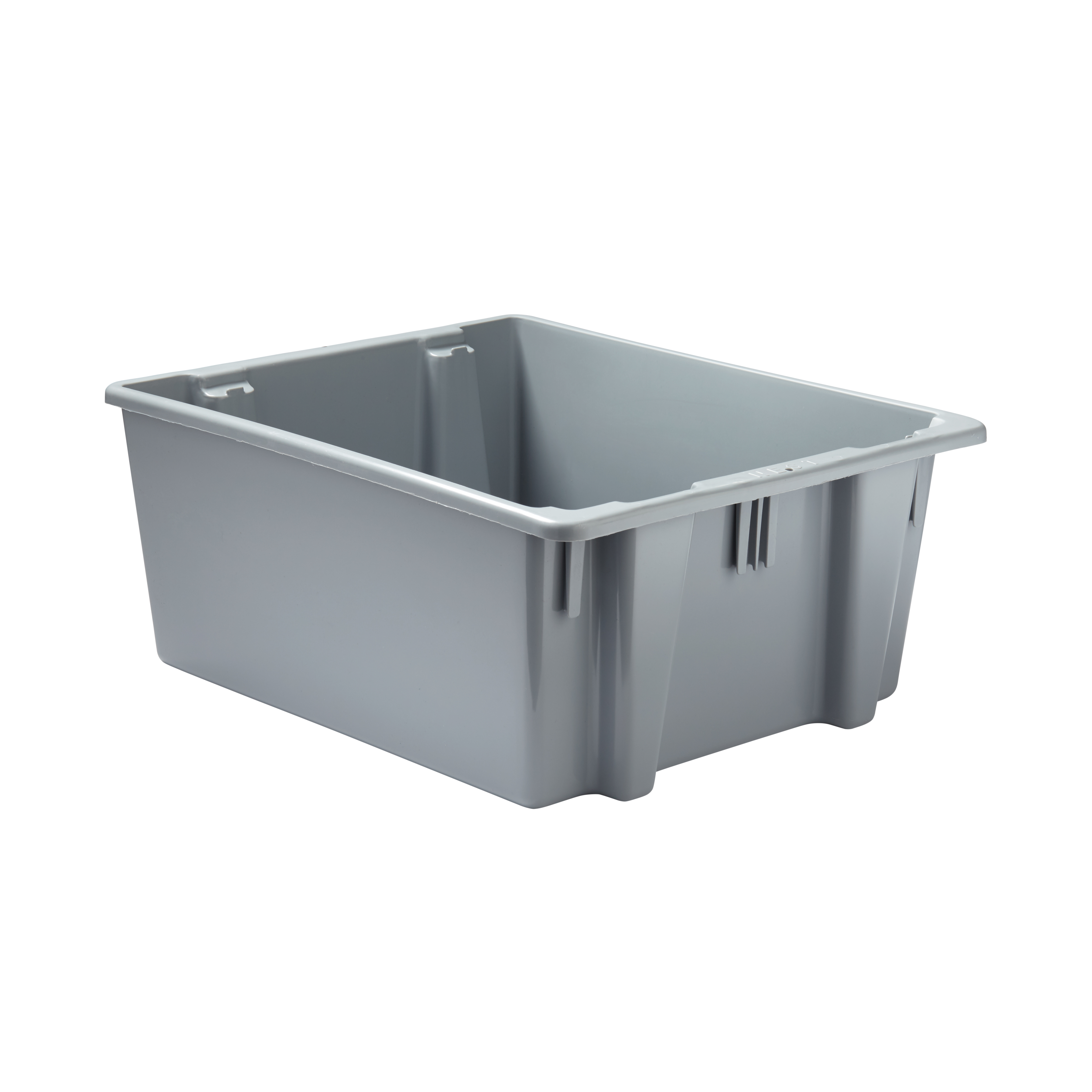 Rubbermaid Commercial Products FG173100GRAY tote box