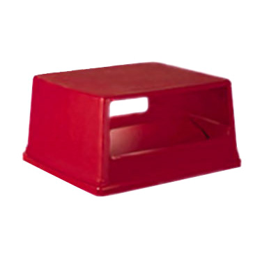 Rubbermaid Commercial Products FG256X00RED trash receptacle lid / top