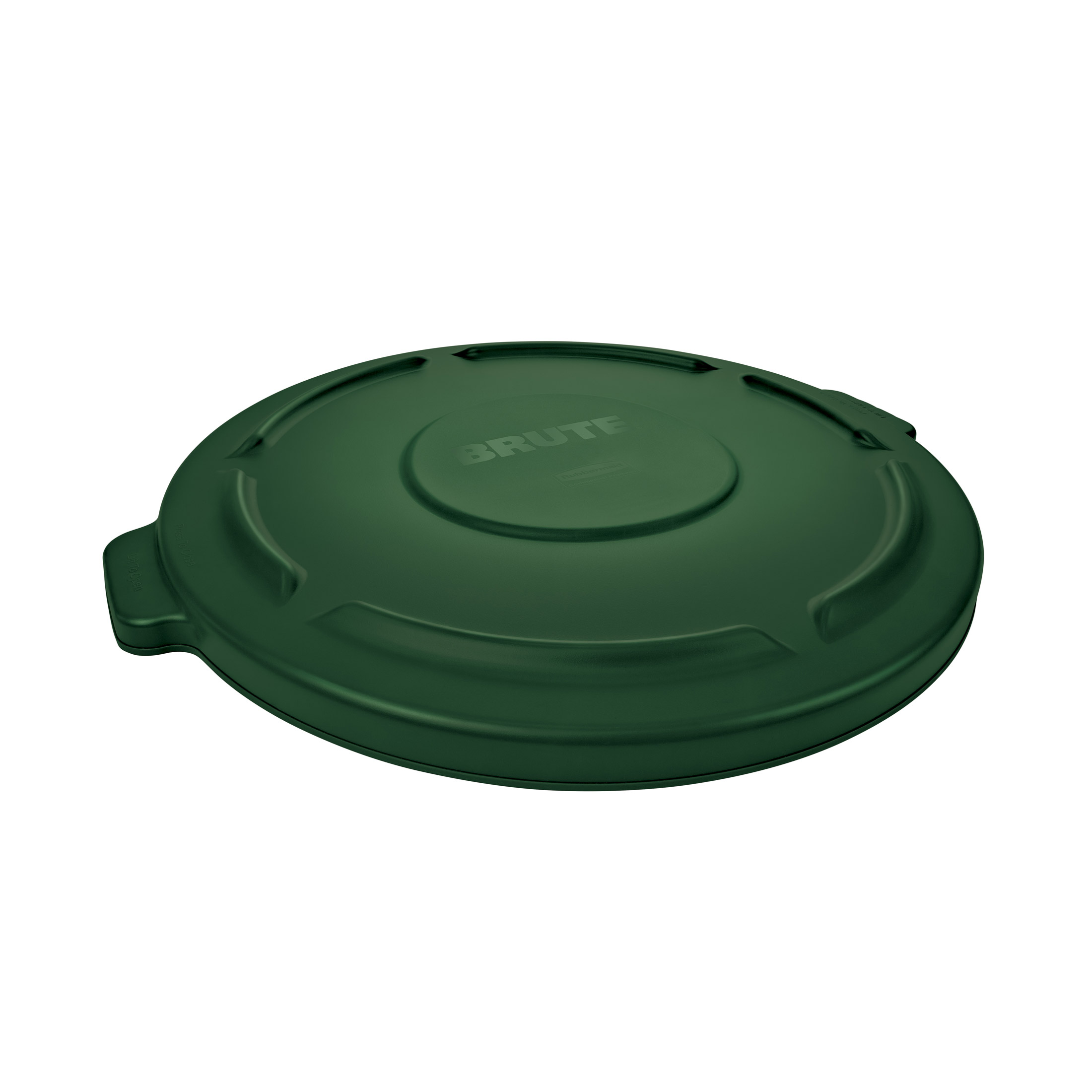 Rubbermaid Commercial Products FG260900DGRN trash receptacle lid / top