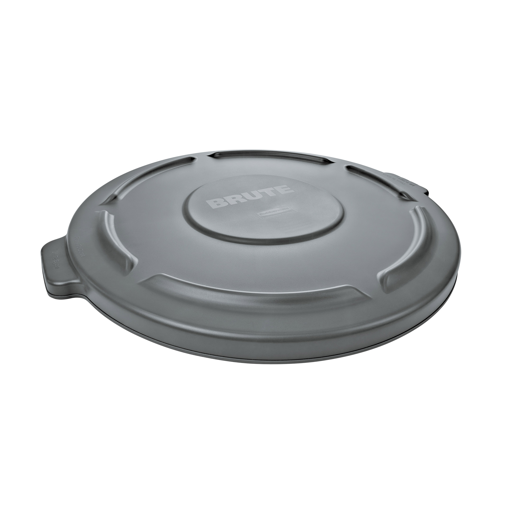 Rubbermaid Commercial Products FG260900GRAY trash receptacle lid / top