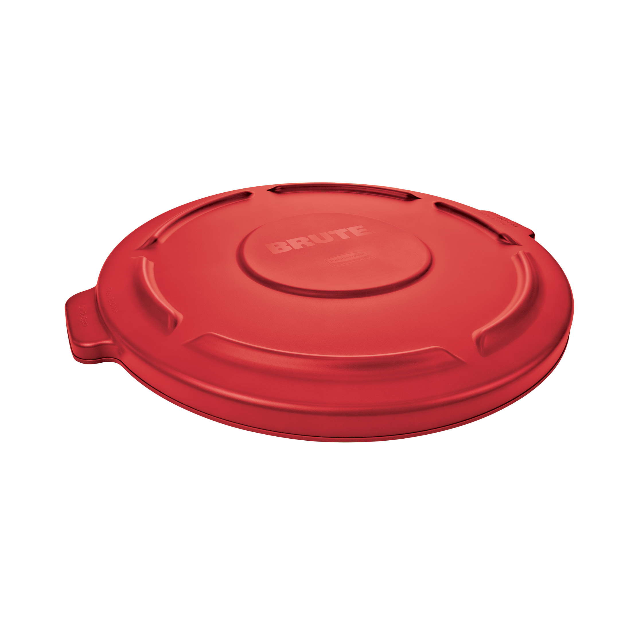 Rubbermaid Commercial Products FG260900RED trash receptacle lid / top