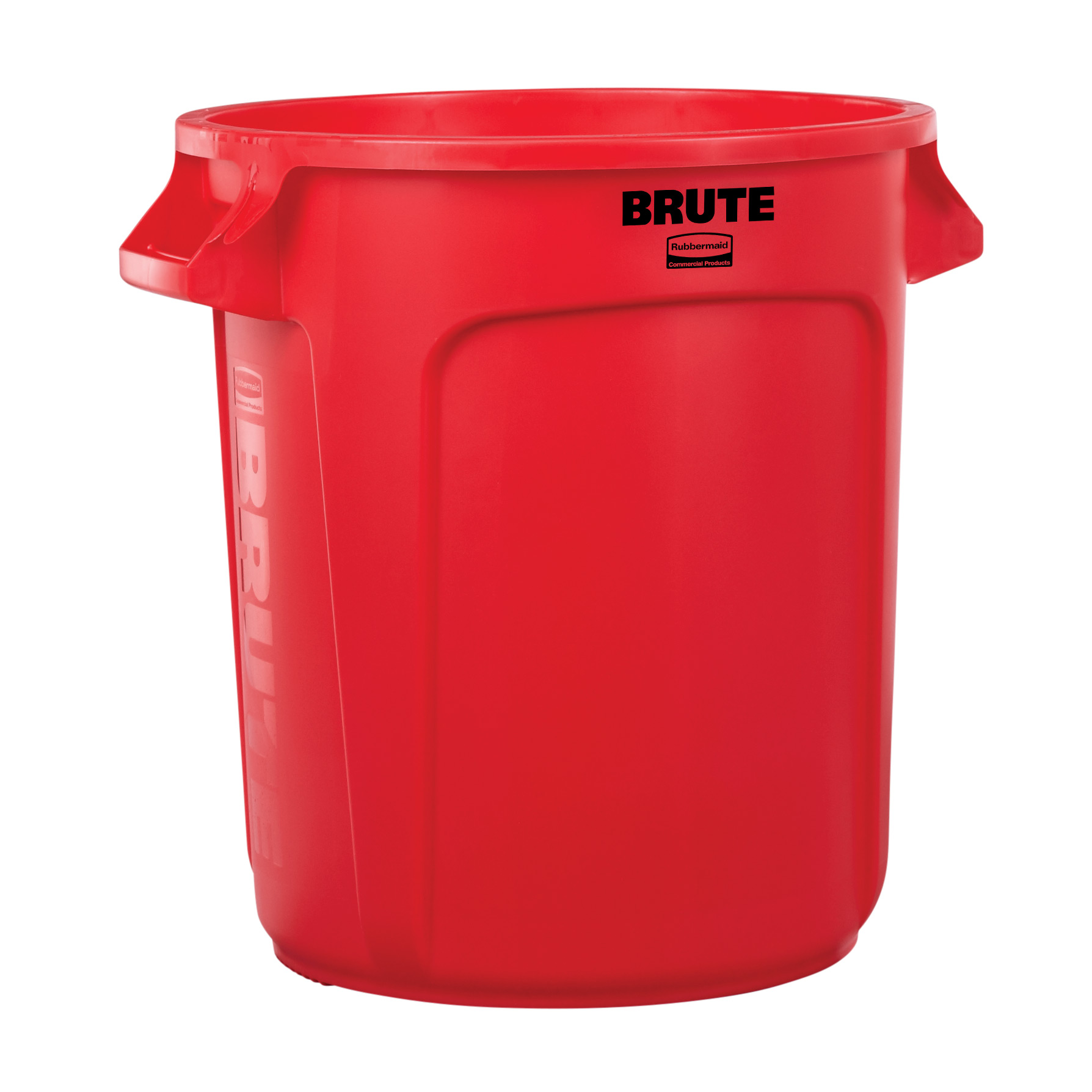 Rubbermaid Commercial Products FG261000RED trash can / container, commercial
