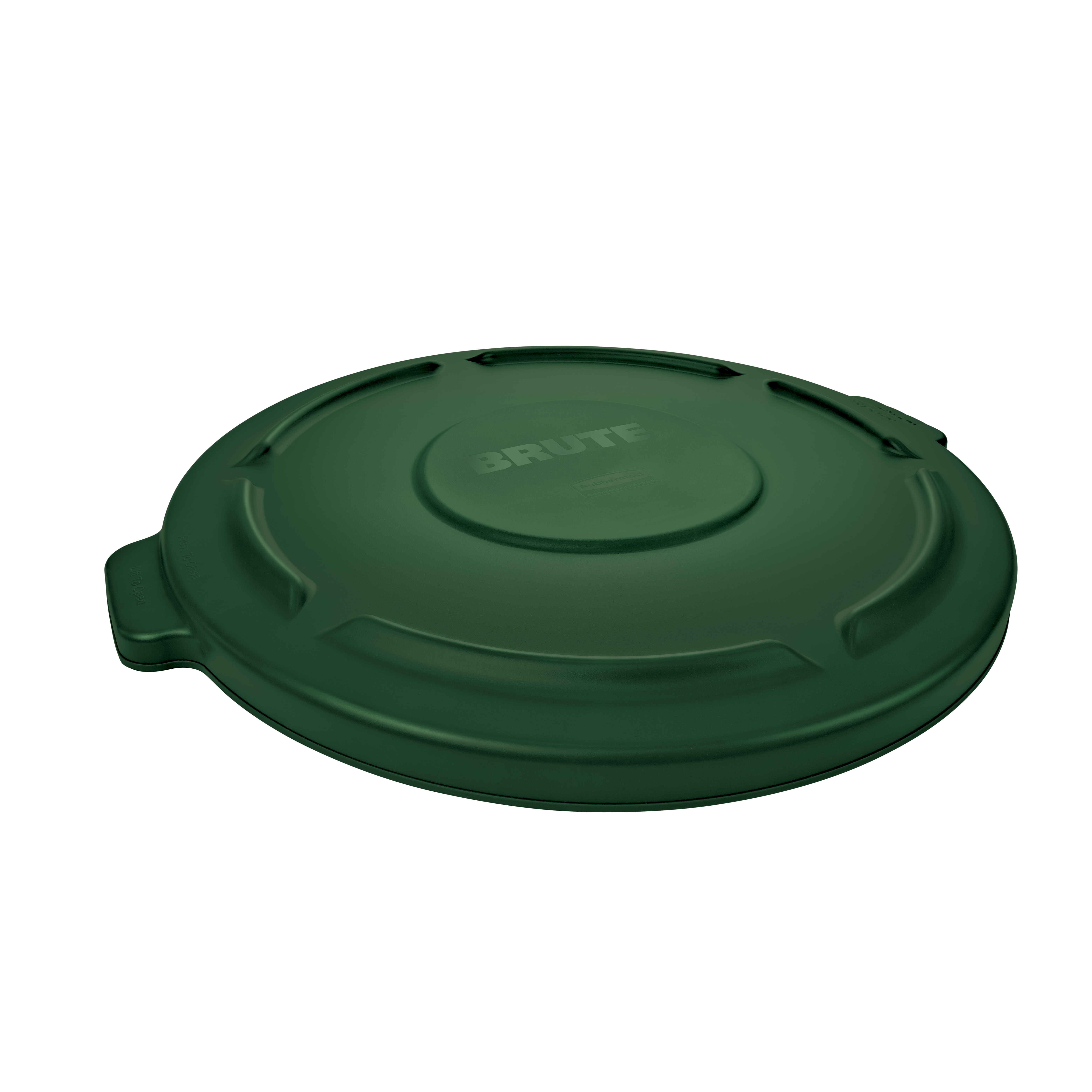 Rubbermaid Commercial Products FG261960DGRN trash receptacle lid / top