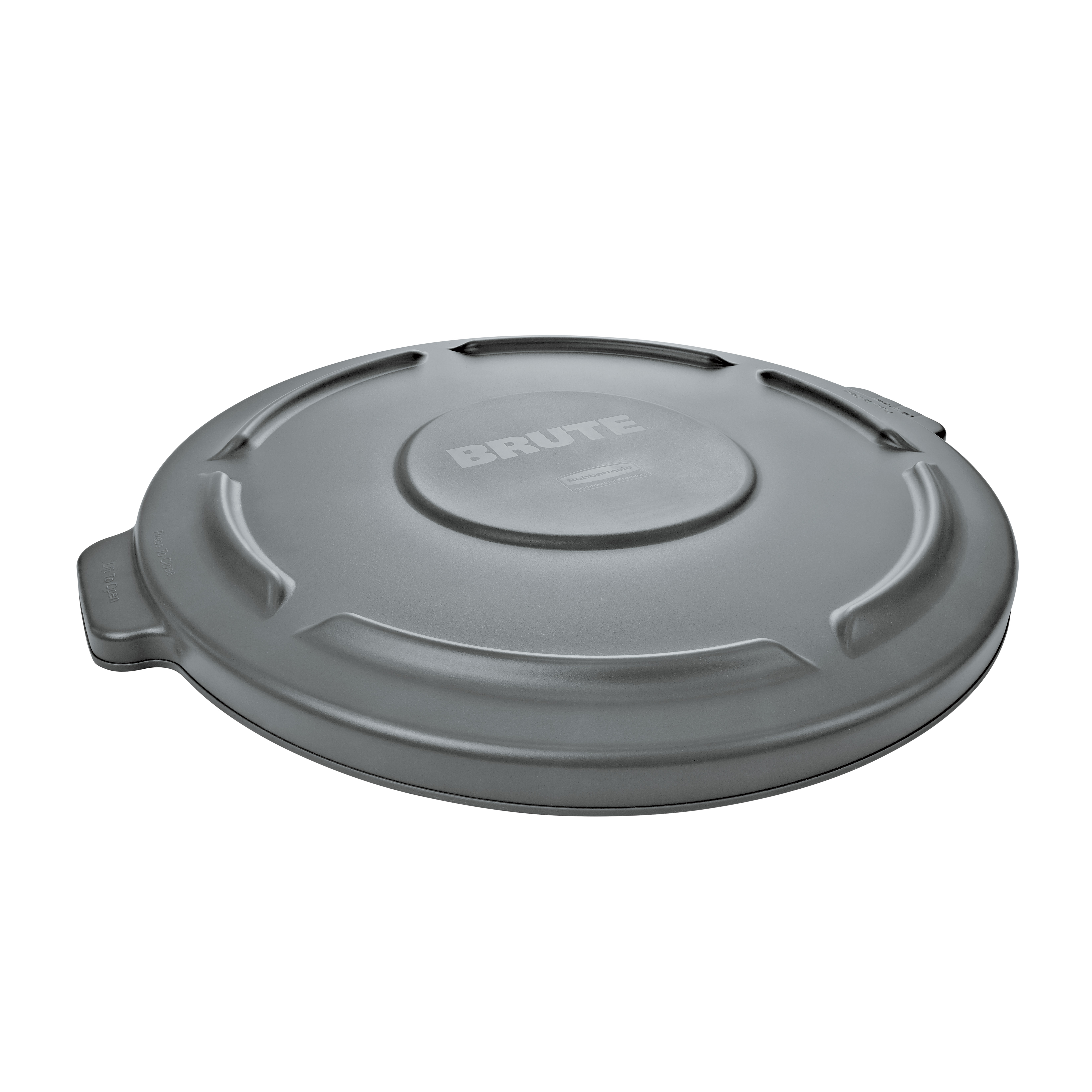 Rubbermaid Commercial Products FG261960GRAY trash receptacle lid / top