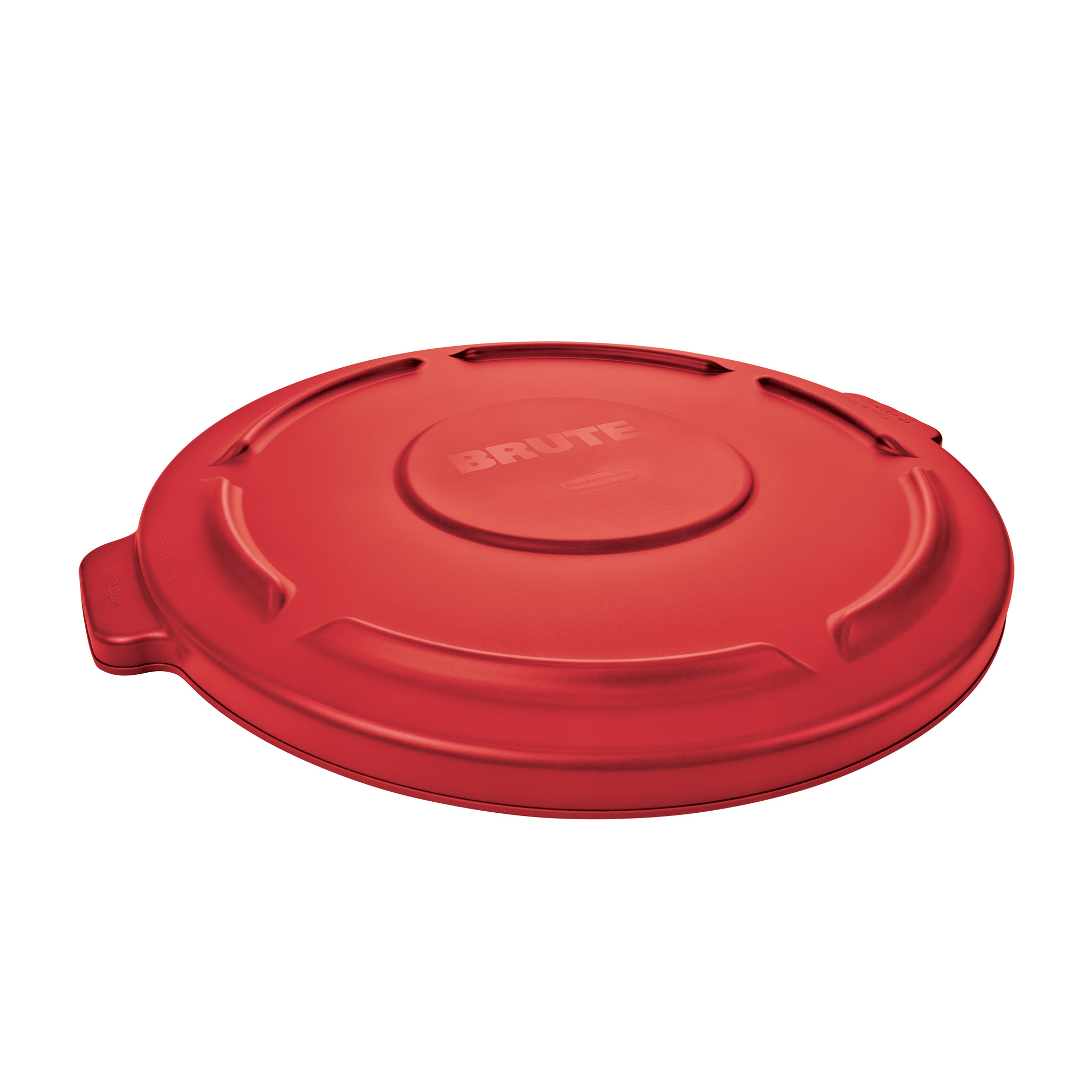 Rubbermaid Commercial Products FG261960RED trash receptacle lid / top