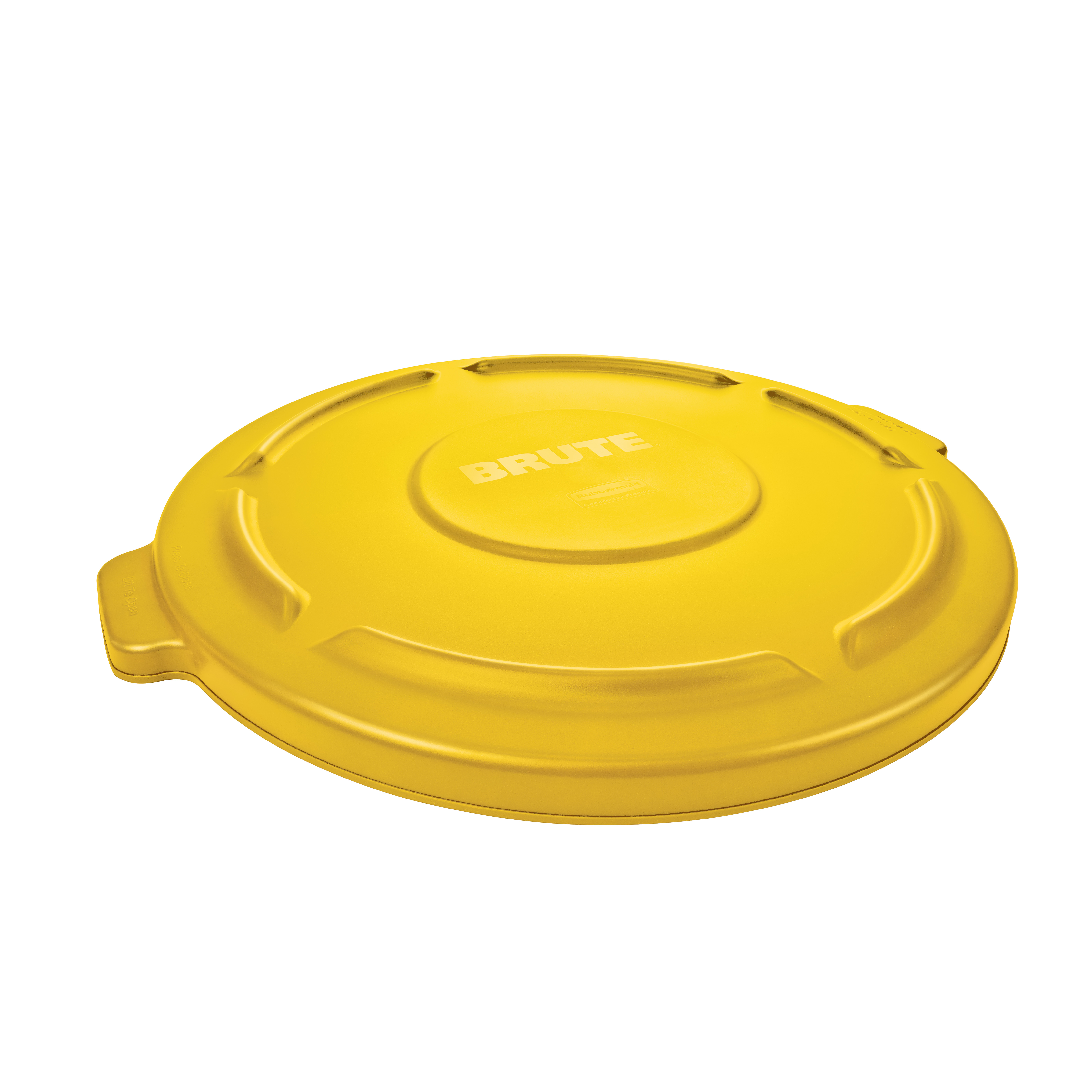 Rubbermaid Commercial Products FG261960YEL trash receptacle lid / top