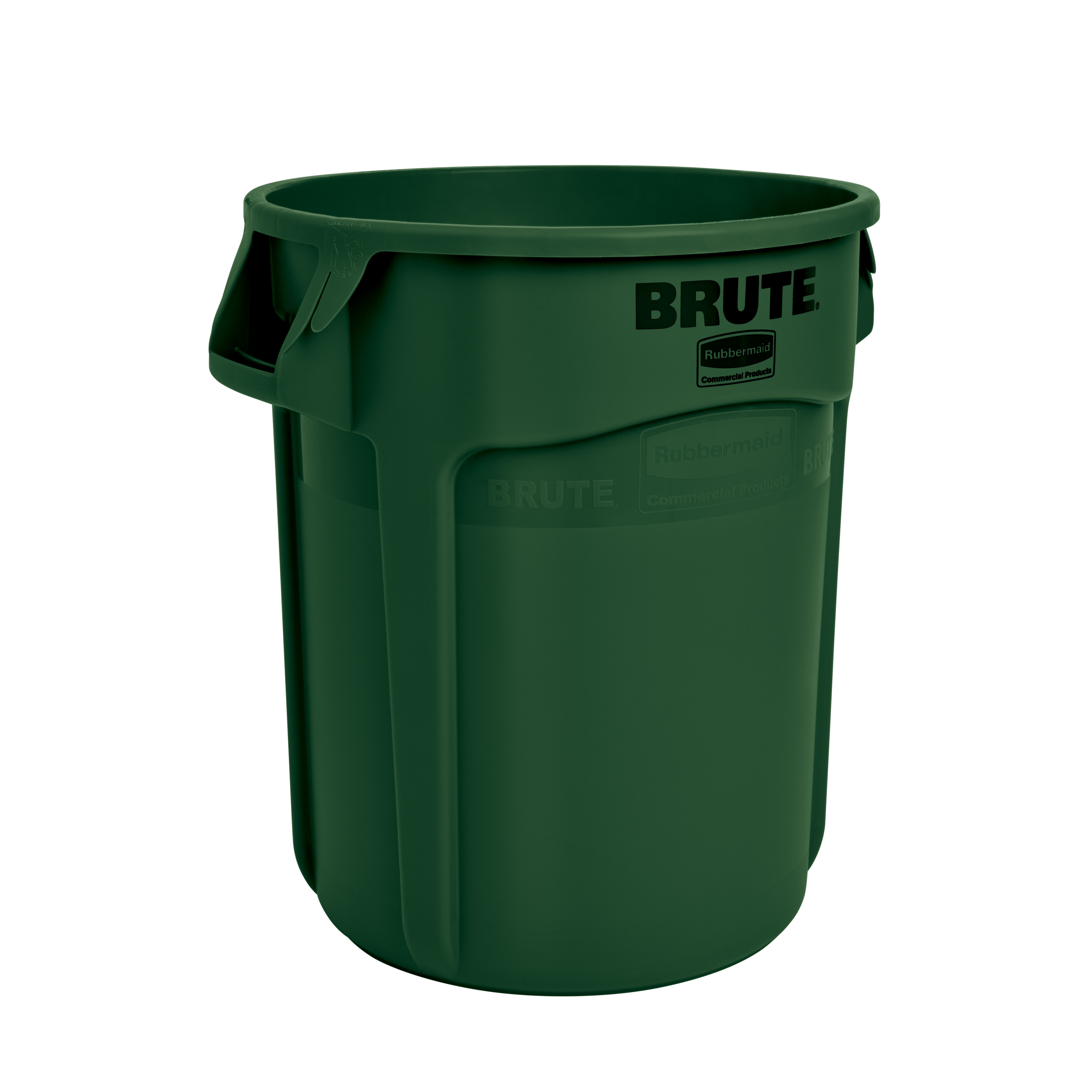 Rubbermaid Commercial Products FG262000DGRN trash can / container, commercial