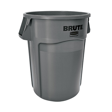 Rubbermaid Commercial Products FG264360GRAY trash can / container, commercial