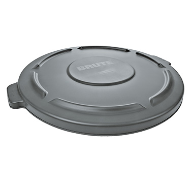 Rubbermaid Commercial Products FG265400GRAY trash receptacle lid / top
