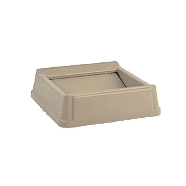 Rubbermaid Commercial Products FG266400BEIG trash receptacle lid / top