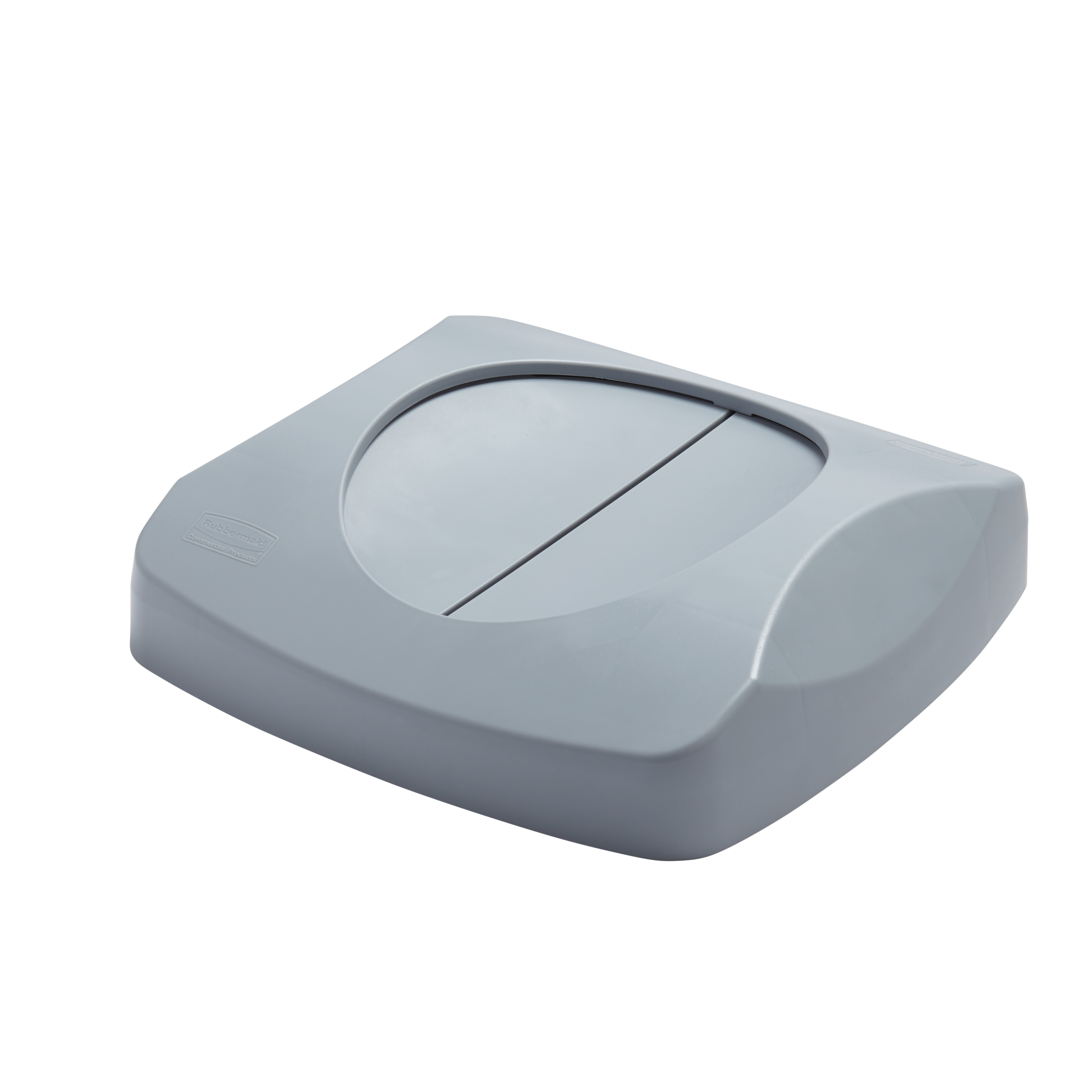 Rubbermaid Commercial Products FG268988GRAY trash receptacle lid / top