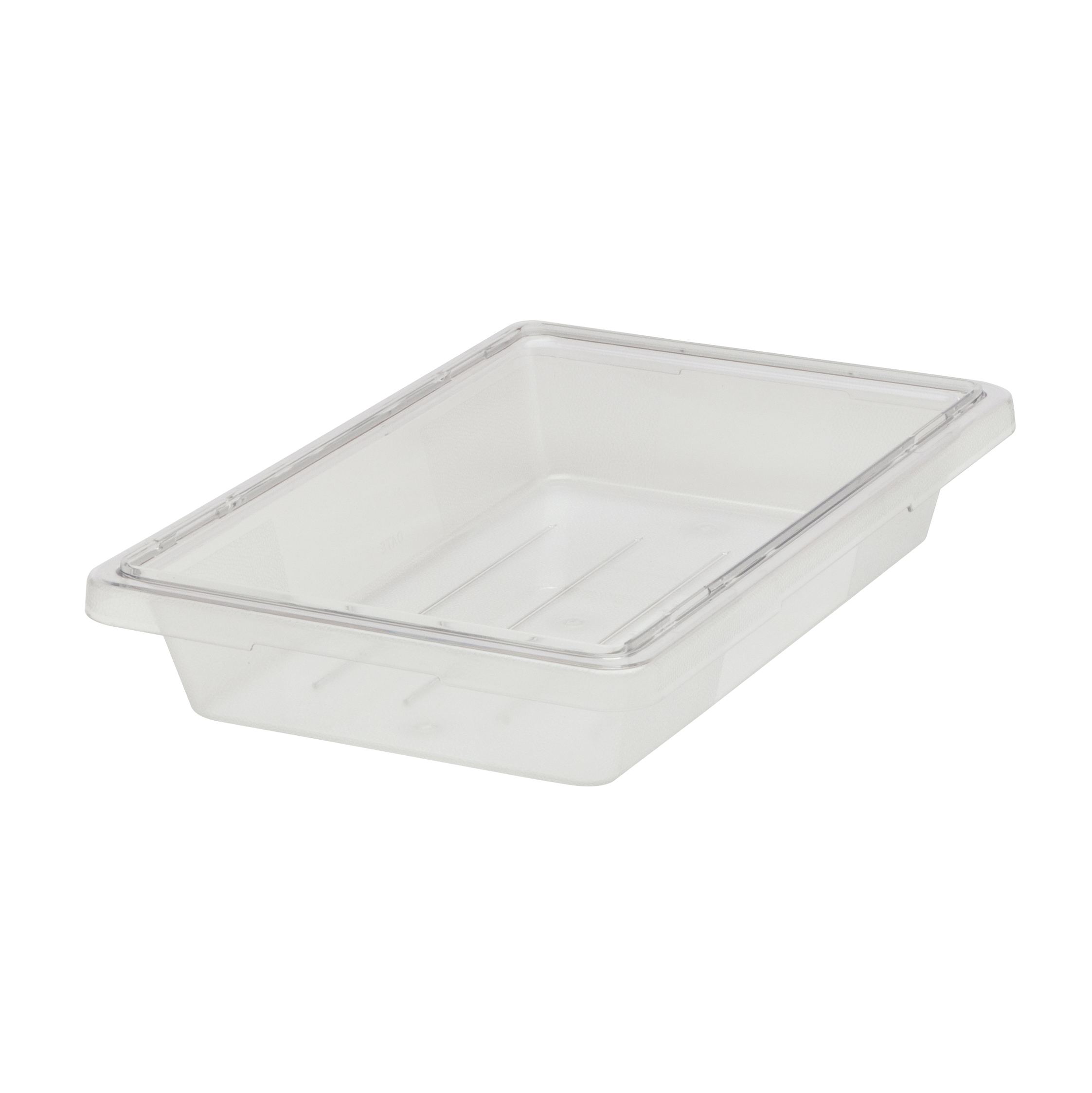 Rubbermaid Commercial Products FG330400CLR food storage container, box
