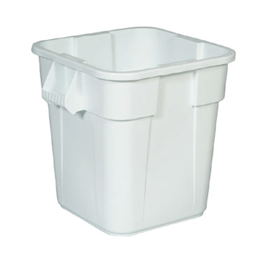 Rubbermaid Commercial Products FG352600WHT trash can / container, commercial