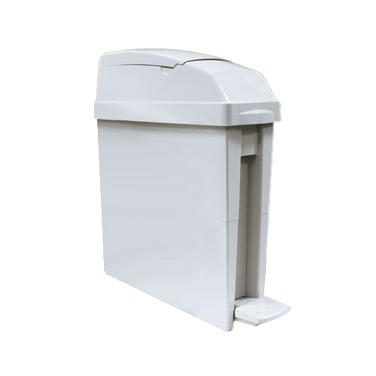 Rubbermaid Commercial Products FG402338 trash receptacle, indoor