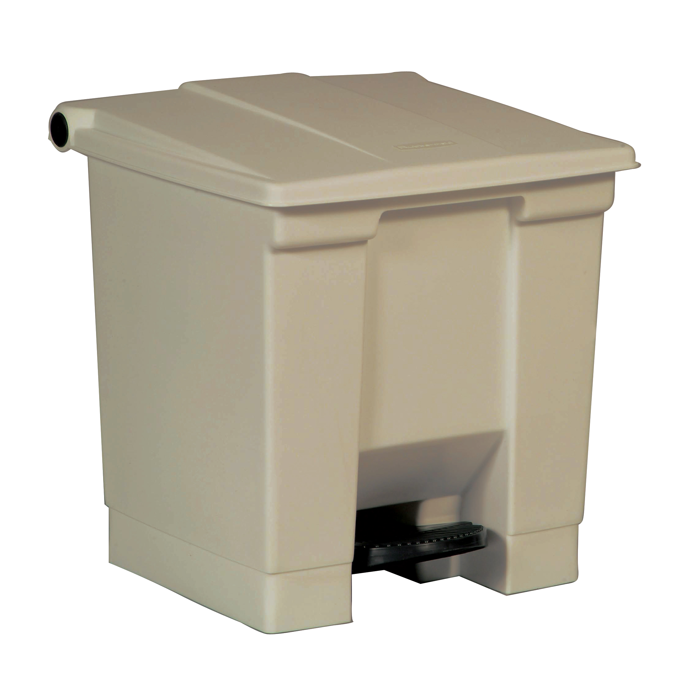 Rubbermaid Commercial Products FG614300BEIG trash receptacle, indoor
