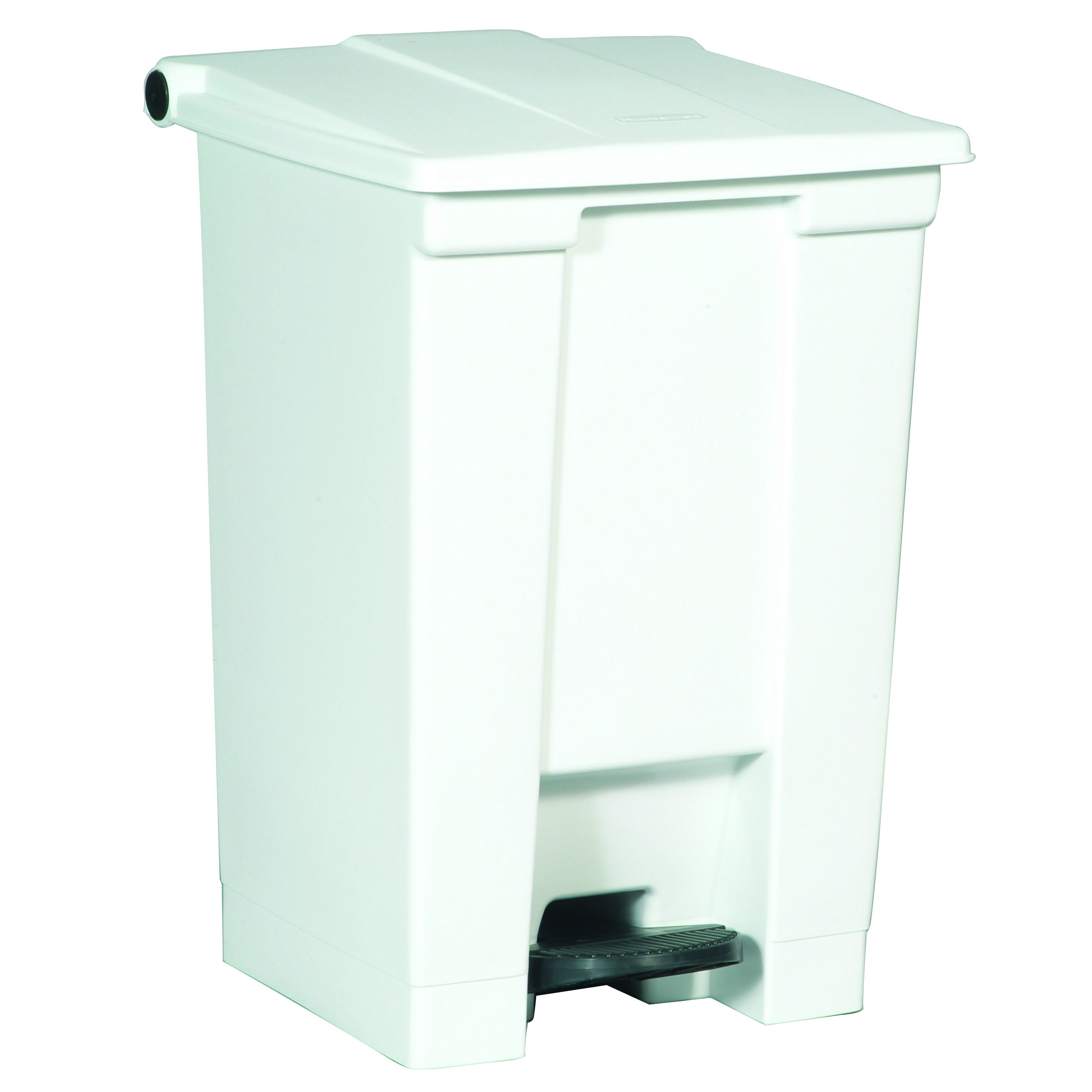 Rubbermaid Commercial Products FG614400WHT trash receptacle, indoor