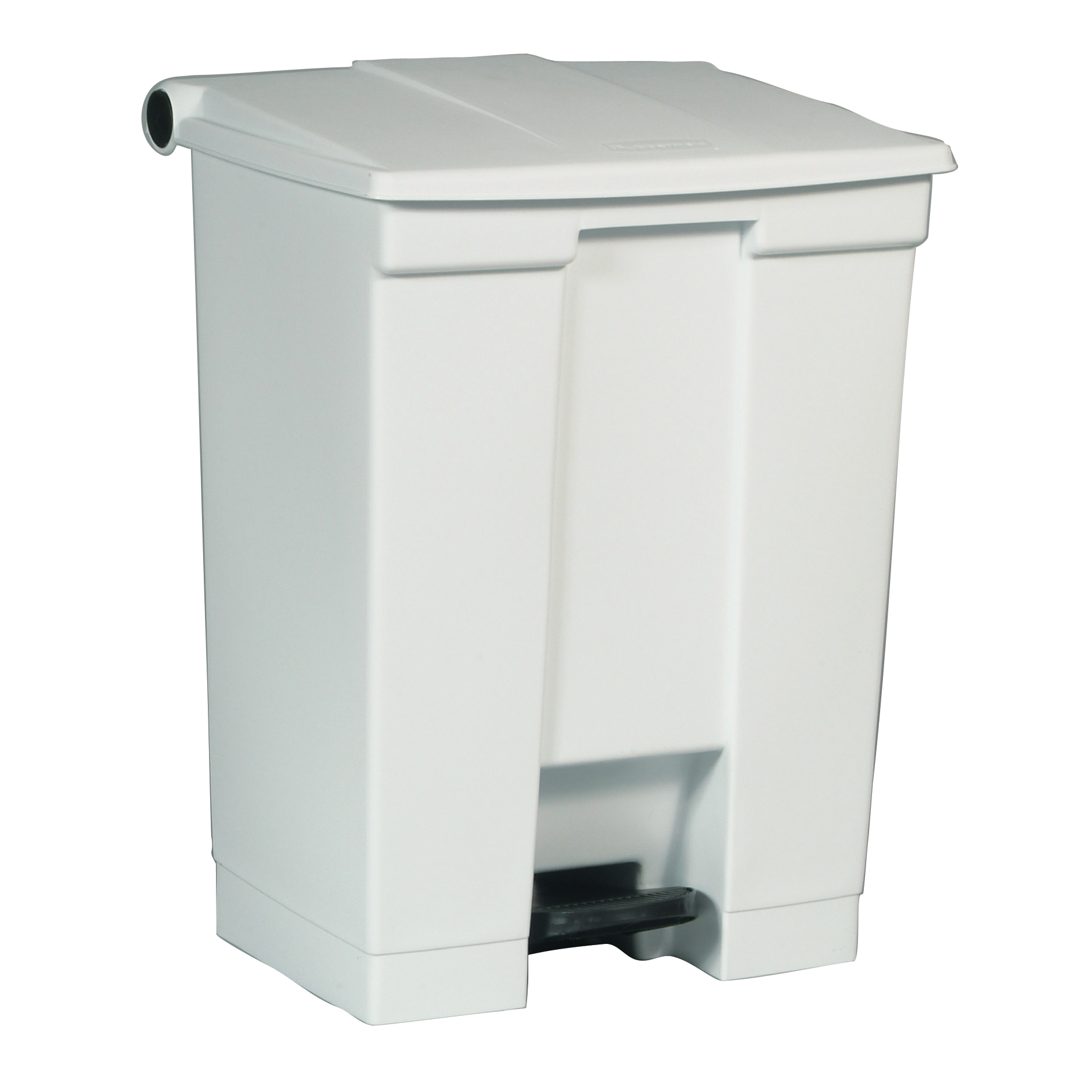 Rubbermaid Commercial Products FG614500WHT trash receptacle, indoor